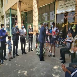 تصاویری از مسابقات رکوردگیری استان یادوراه زنده یاد حسن دائمی به میزبانی شهر بهار