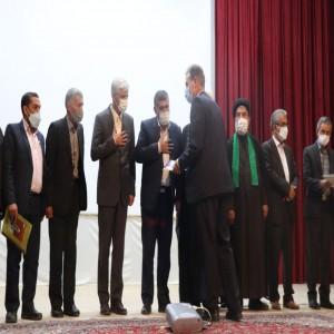 گزارش تصویری از مراسم تودیع و معارفه شهردار شهر بهار